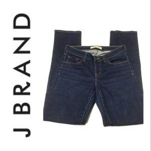 J Brand 4207 Ink slim jeans. Size 28